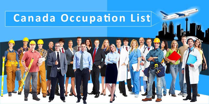 canada-occupation-list